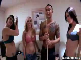 Candace Cage with Dylan Riley and Beiley Lane Group Sex 2