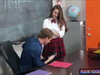 Koolitüdruk elektra rose fuck poolt õpetaja