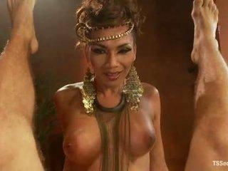 Ts yasmin lee sebagai cleopatra tsseduction com khusus ciri