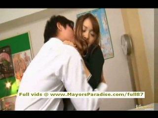 Mihiro από idol69 ασιάτης/ισσα έφηβος/η μελαχρινός/ή gets licked