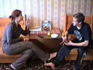 Vecāks sister teaches brālis
