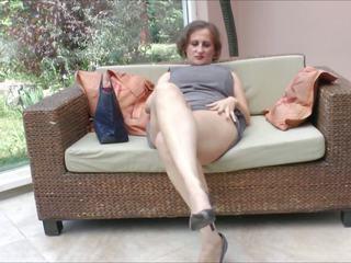 Stephana: حر ارتفاع كعوب & ناضج الاباحية فيديو 8b