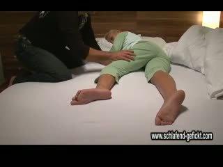 pyjamas, sleeping, teen