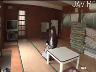 brunett, verklighet, japansk