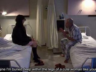 Subtitled uncensored bizzarro ospedale giapponese sega