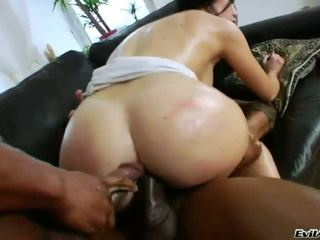 Sultry isabella clark gets ein double anal