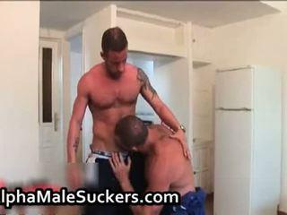 Rất nóng đồng tính men fucking và sự nịnh hót