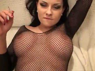 Palenie fetish- abbie c