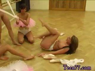 חם ballet dame אורגיה
