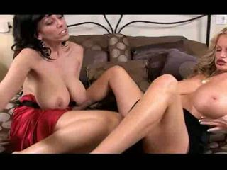 Kelly madison & alia janine natural milfs