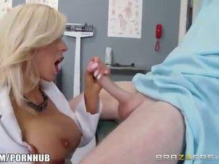 Brazzers - Nina Elle is one hot doctor