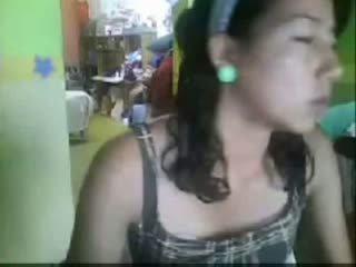 βυζιά, έκκεντρο, webcam