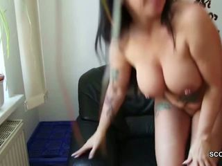 milfs, old+young, creampie