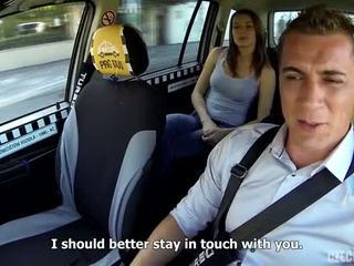 Tschechisch taxi