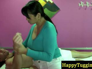 Real thai masseuse playthings close upang zonker