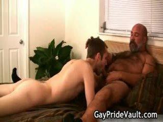 homosexual, gilipollas, masturbándose