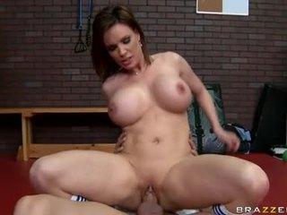 hardcore sexo, foda duro, big boobs