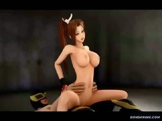 3d street fighter girl wants cock