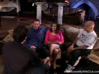 intercambio de parejas, milfs, tríos