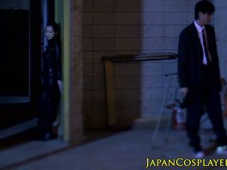 اليابانية, كبير الثدي, ميلف