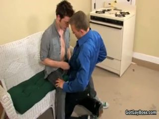 STeamy Homo Fucking And Jock Engulfing In Office 6 By Gotgayboss