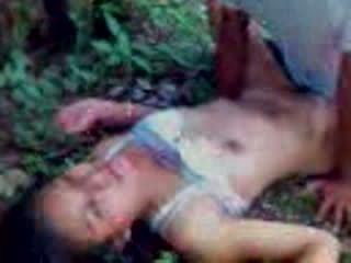 Warga india remaja fucked dalam yang hutan video