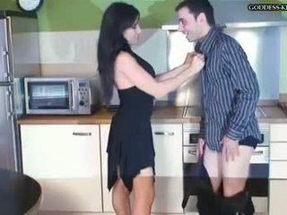kraštutinis, fetišas, ballbusting