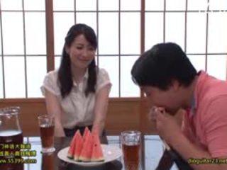 japansk, avsugning, baben