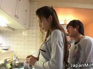 free japanese channel, watch kitchen, milf vid