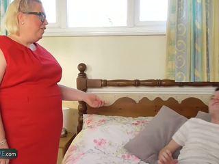 blowjobs, grannies, reift
