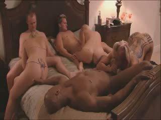 group sex, blowjob, anális