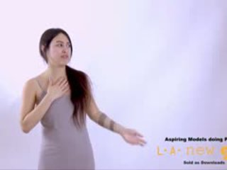 Supermodel culo scopata a audizione provino