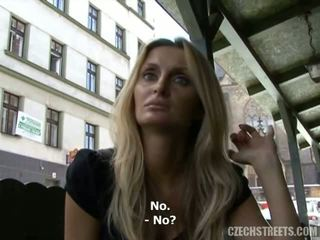 Tšekki streets - lucka suihinotto video-