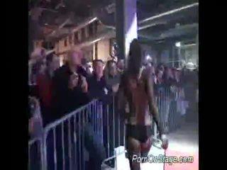 hardcore sex, danza, tetas grandes