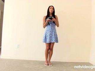 Net video gadis: mia calendar sucks dan gets kacau dalam dan keras