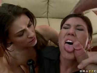 Claire dames acquires kanya mouth teased by a monstrous weenie ready upang choke that guyr malalim