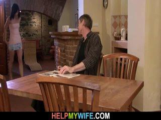 He Bangs Married Slut