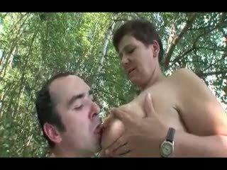 Dana, mom loves outdoor sex