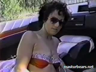 My Anal bottle masturbation in 1997 Video