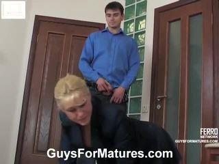 Shocking ポルノの ビデオ featuring かわいい benjamin, bridget, connor brought バイ guys のために 成熟する