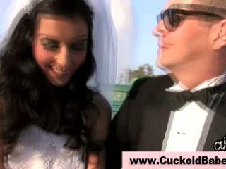 mmf, interracial, brides