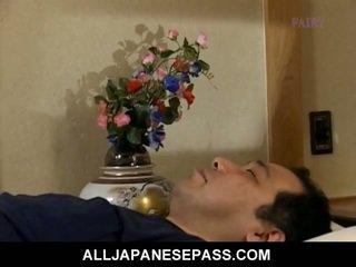 일본의, 동양의, 성숙한