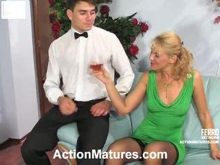 hardcore sex, ωριμάζει, ζευγάρι porn