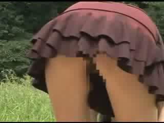 Á châu mô hình raped trong một nhà vệ sinh (rape fantasy) video