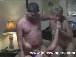 swingers, nenek, berumur