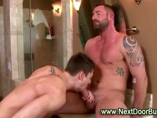 amateurs, homosexual, músculo
