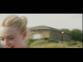 Dakota fanning un elizabeth olsen vājas dipping