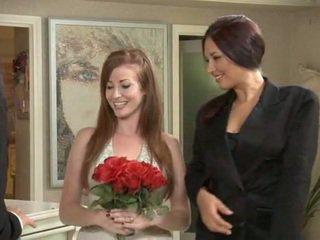 Lesbiete kāzas