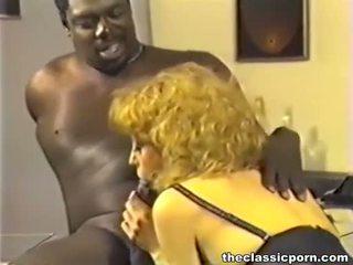 黑色 老板 他妈的 红发 妓女
