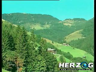 Heidi Loves A Good And Horny Mountain Fuck